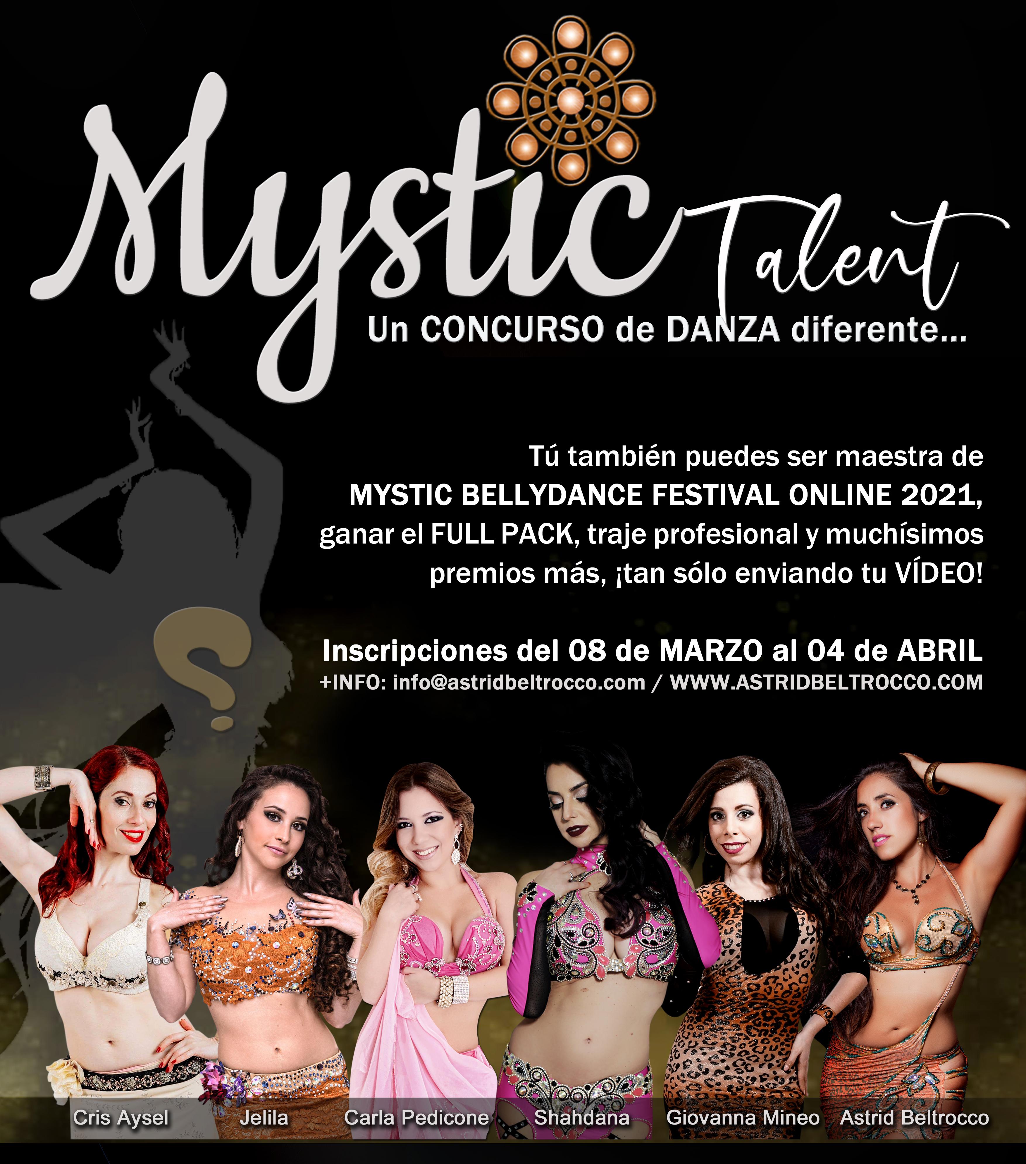 Mystic Talent 2021